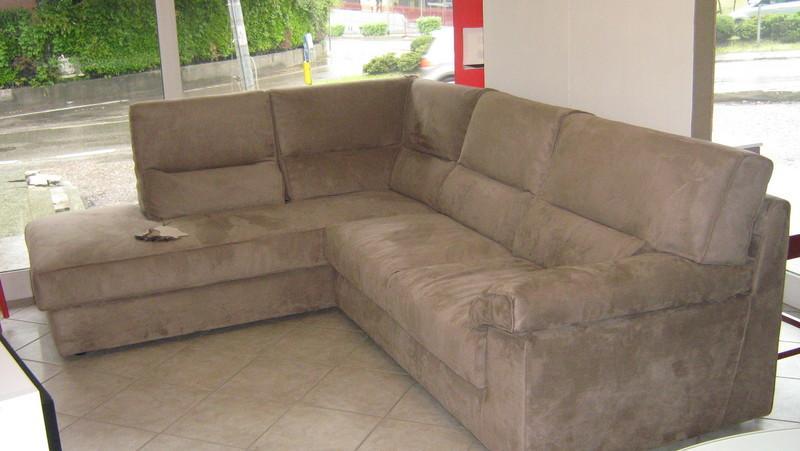 Prodotti divani bottega d 39 arte snc arredamenti - Divani con angolo ...